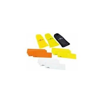 Rectangular Flat Markers