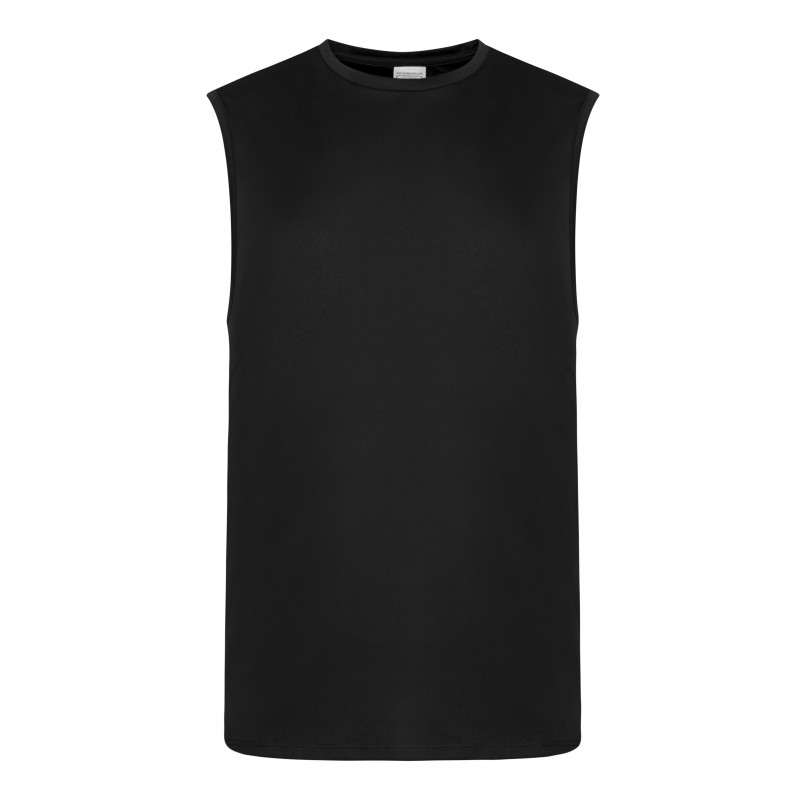 Mens Cool Wicking Sports Vest