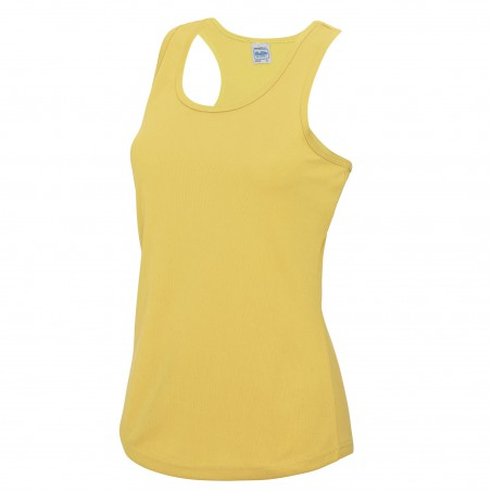 Ladies Cool Wicking Sports Vest