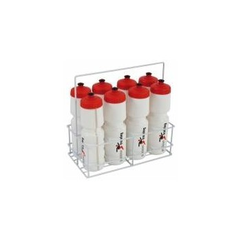 Precision Training Wire Bottle Carrier with 8 Bottles