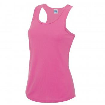 Ladies Cool Wicking Sports Vest